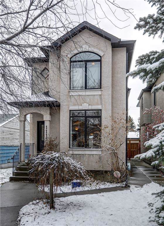 1115 21 Avenue NW, Calgary, AB T2M 1L1 (#C4274762) :: The Cliff Stevenson Group