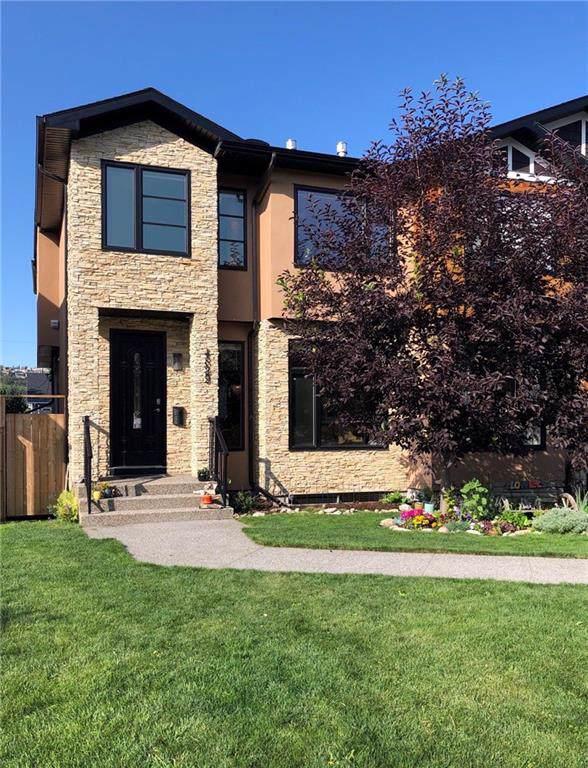 4829 20 Avenue NW, Calgary, AB T3B 0V2 (#C4275034) :: The Cliff Stevenson Group