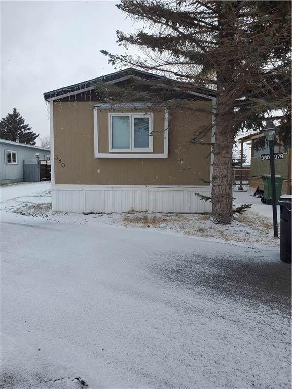 3223 83 Street NW #380, Calgary, AB T3B 5P1 (#C4275097) :: Redline Real Estate Group Inc