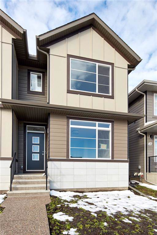 45 Walcrest Gate SE, Calgary, AB T2X 4G2 (#C4275257) :: The Cliff Stevenson Group