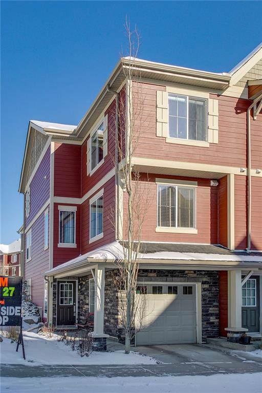 125 Panatella Way NW #1101, Calgary, AB T3K 0R9 (#C4275267) :: Redline Real Estate Group Inc