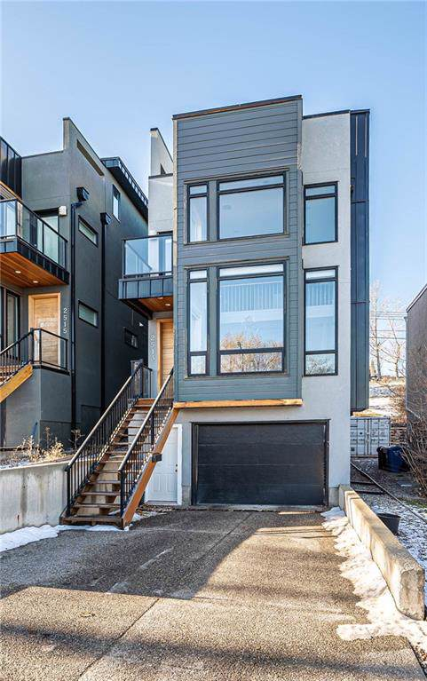 2513 17A Street SW, Calgary, AB T2T 4S5 (#C4275974) :: Redline Real Estate Group Inc