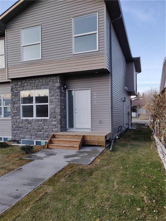 122 B - 8 Avenue Se, High River, AB T1V 1H1 (#C4277704) :: Calgary Homefinders