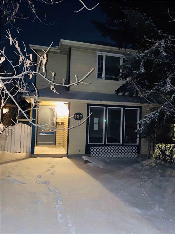 187 Erin Mount Crescent SE, Calgary, AB T2B 2T1 (#C4278204) :: Redline Real Estate Group Inc