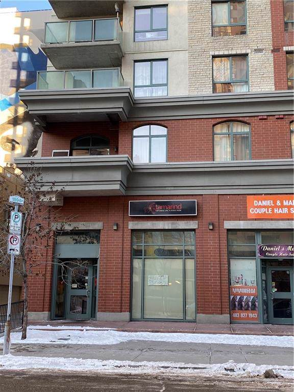1111 6 Avenue SW #106, Calgary, AB T2P 5M5 (#C4278426) :: Virtu Real Estate