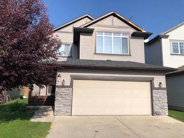 425 Evanston View NW, Calgary, AB T3P 1E9 (#C4278433) :: Redline Real Estate Group Inc