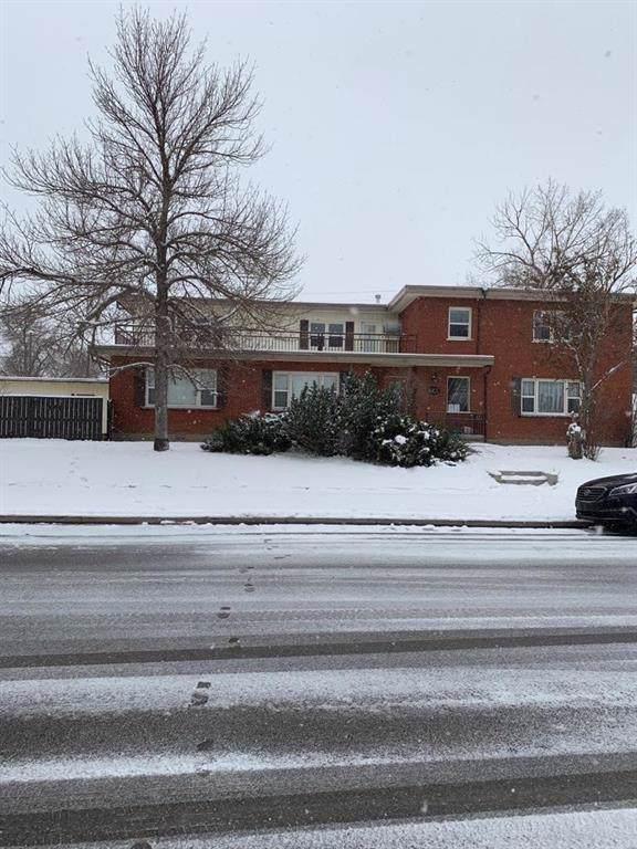 625 2 Avenue, Drumheller, AB T0J 0Y3 (#C4278539) :: Redline Real Estate Group Inc