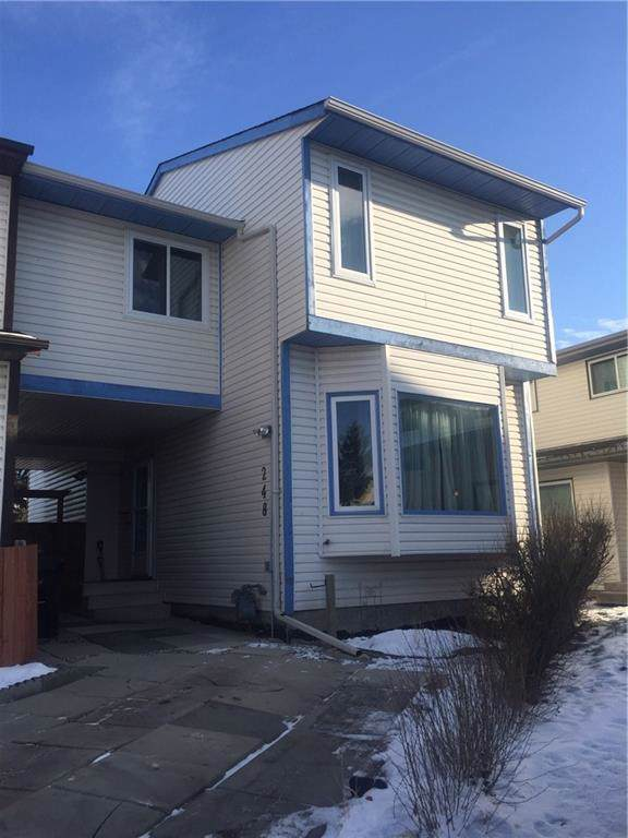 248 Pinemill Mews NE, Calgary, AB T1Y 4R2 (#C4278864) :: Redline Real Estate Group Inc