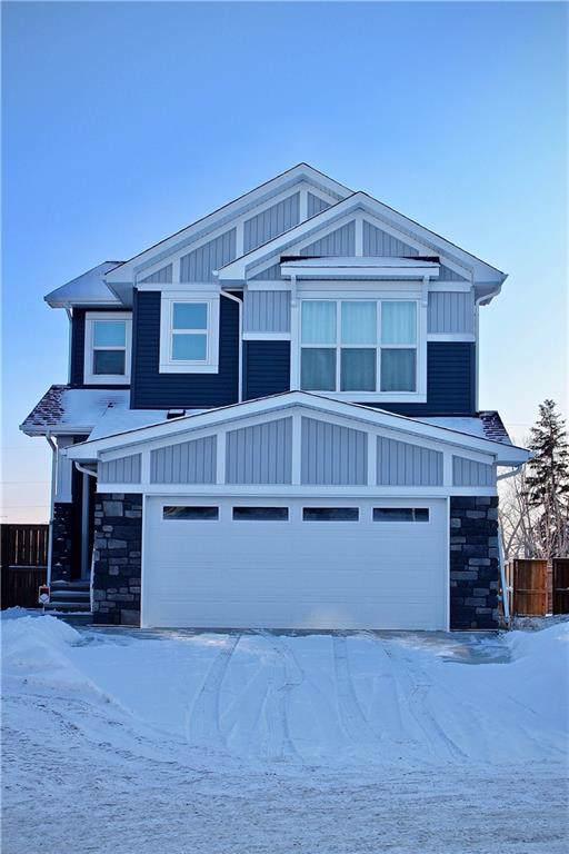 127 Savanna Grove NE, Calgary, AB T3J 0V6 (#C4279045) :: Redline Real Estate Group Inc