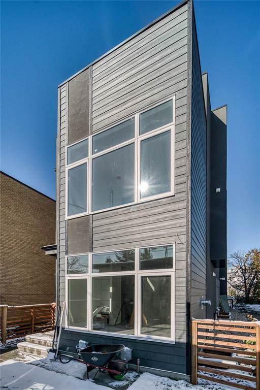 1733 12 Avenue SW #2, Calgary, AB T3C 0R5 (#C4279416) :: Redline Real Estate Group Inc