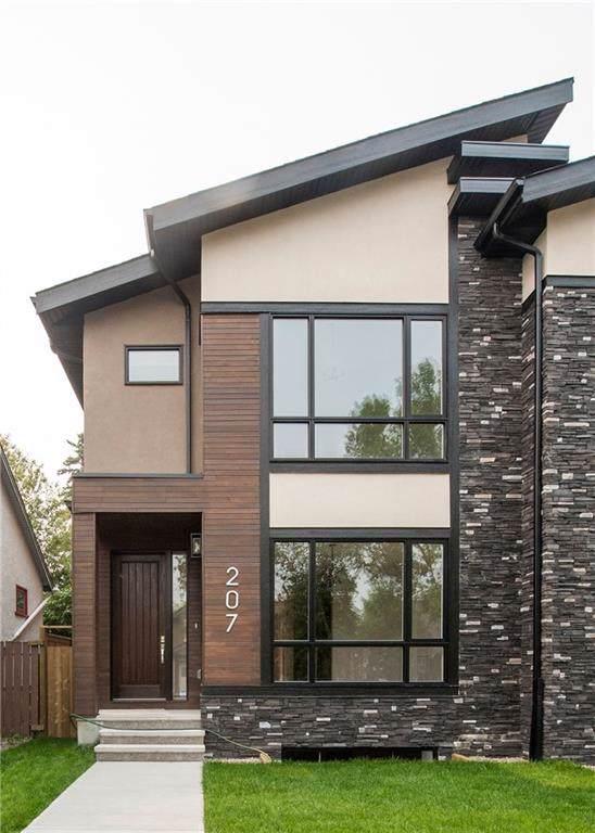 207 26 Avenue NE, Calgary, AB T2E 1Z1 (#C4280613) :: Redline Real Estate Group Inc