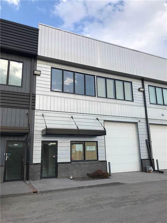 2719 7 Avenue NE #105, Calgary, AB T2A 2L9 (#C4280614) :: The Cliff Stevenson Group