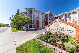 8535 Bonaventure Dr Se SE #107, Calgary, AB T2H 3A1 (#C4280803) :: Canmore & Banff