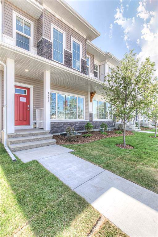 Carrington Boulevard NW #1237, Calgary, AB T3P 1M2 (#C4280960) :: Redline Real Estate Group Inc