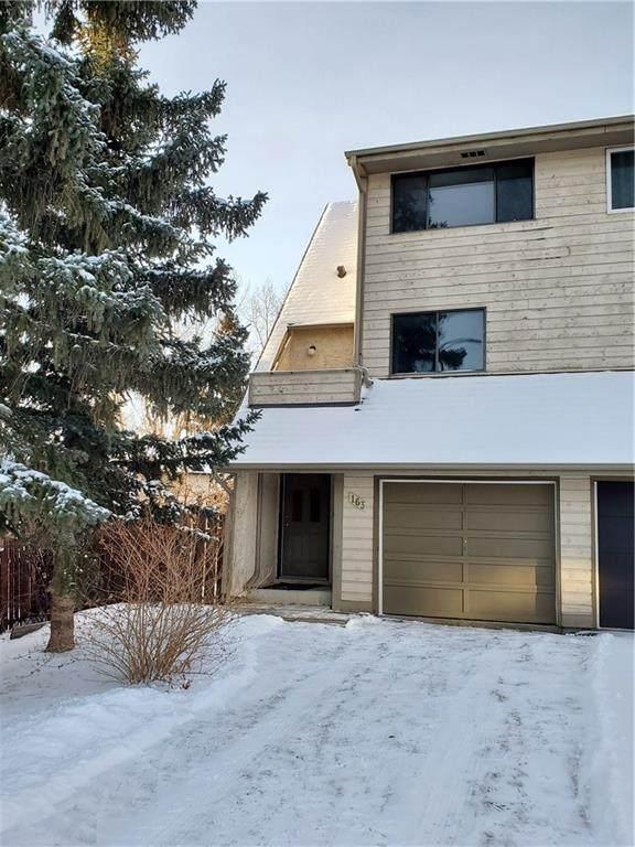163 Woodvale Bay SW, Calgary, AB T2W 3P8 (#C4285394) :: The Cliff Stevenson Group