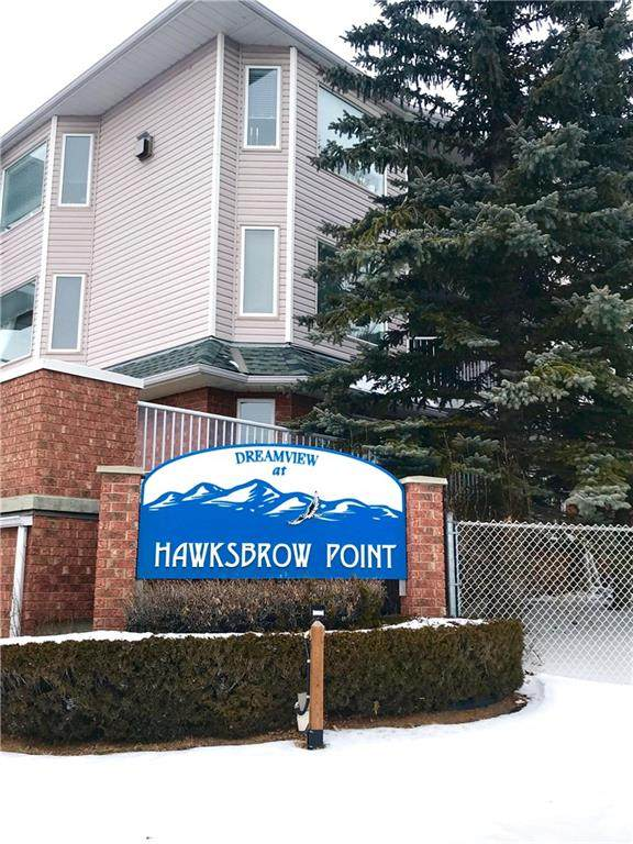 2206 Hawksbrow Point(E) NW, Calgary, AB T3G 4C9 (#C4285617) :: The Cliff Stevenson Group