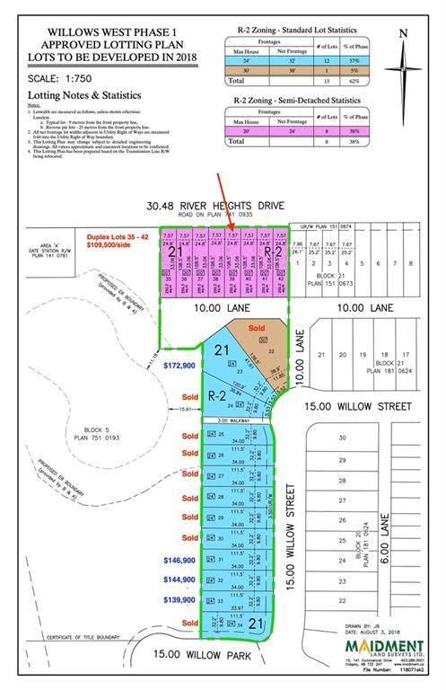 49 River Heights Drive, Cochrane, AB T4C 0Y1 (#C4285779) :: Redline Real Estate Group Inc