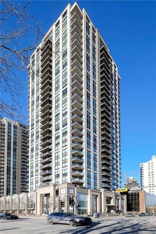 1111 10 Street SW #1306, Calgary, AB T2R 1E3 (#C4286244) :: Calgary Homefinders