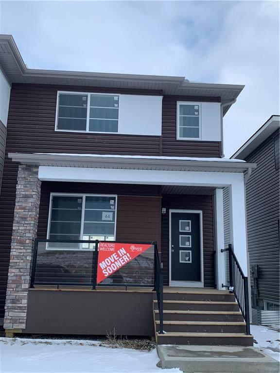 44 Cornerstone Park NE, Calgary, AB T3N 1S1 (#C4286261) :: Redline Real Estate Group Inc