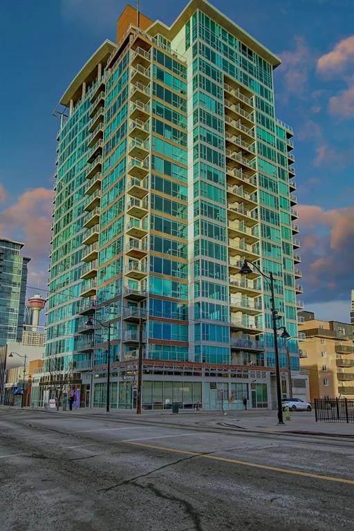 188 15 Avenue SW #1809, Calgary, AB T2R 1S4 (#C4286853) :: Calgary Homefinders