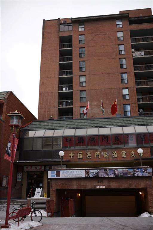 116 3 Avenue SE #706, Calgary, AB T2G 5A9 (#C4287639) :: Calgary Homefinders
