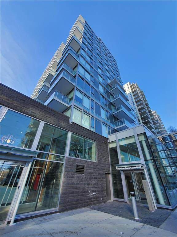108 Waterfront Court SW #502, Calgary, AB T2P 1K7 (#C4288525) :: The Cliff Stevenson Group