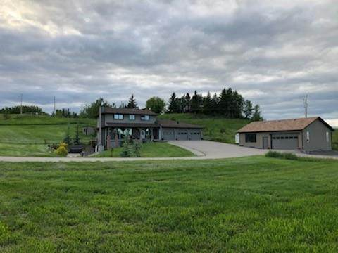 264022 Big Hill Springs Court, Rural Rocky View County, AB T4C 0E5 (#C4289527) :: The Cliff Stevenson Group