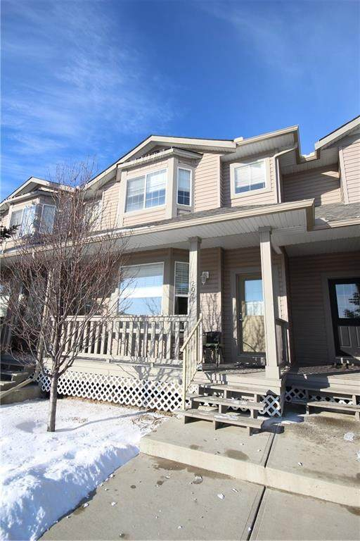 2001 Luxstone Boulevard SW #202, Airdrie, AB T4B 2Y6 (#C4289818) :: The Cliff Stevenson Group