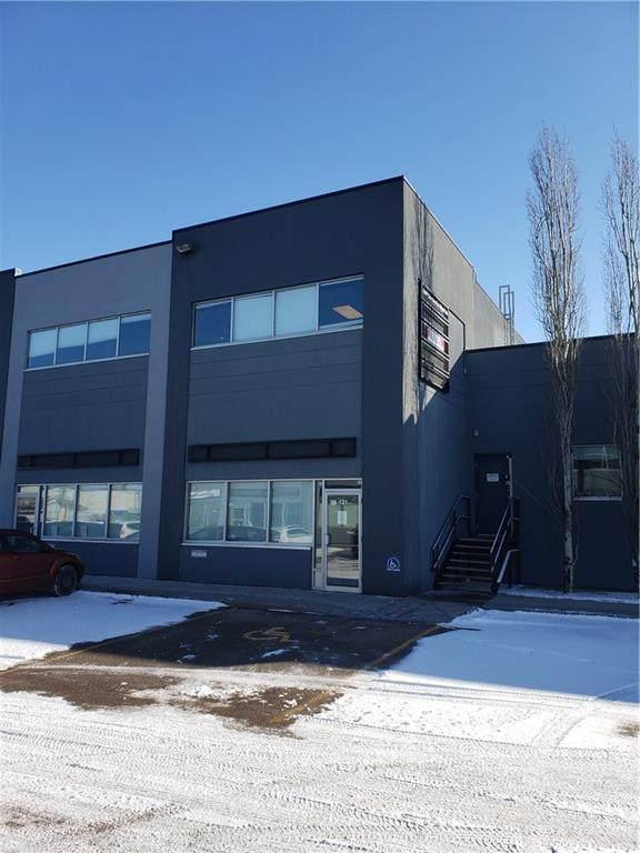 2770 3 Avenue NE #121, Calgary, AB T2A 2L5 (#C4290566) :: The Cliff Stevenson Group