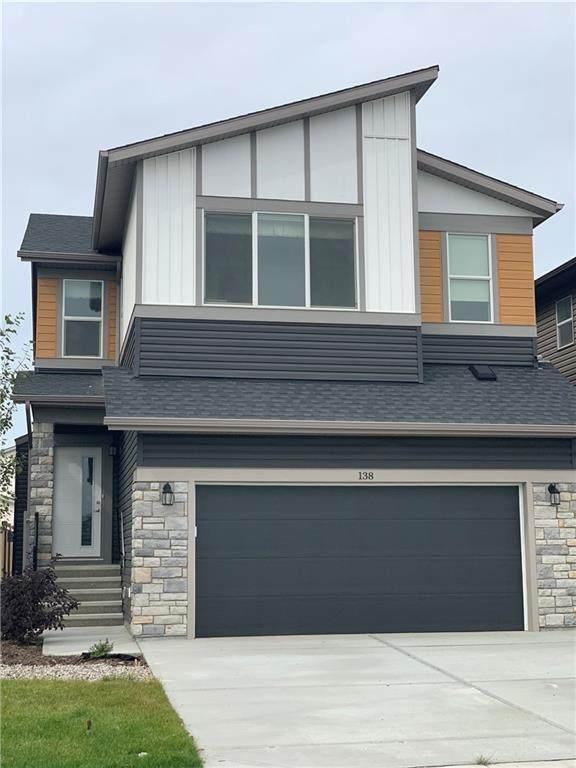 138 Cornerstone Circle NE, Calgary, AB T3N 1G9 (#C4290580) :: The Cliff Stevenson Group