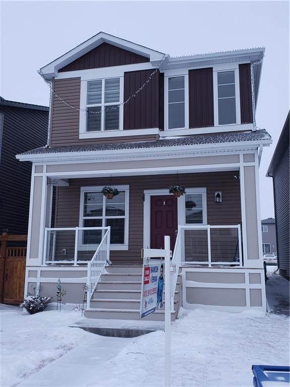1095 Cornerstone Street NE, Calgary, AB T3N 1G5 (#C4291241) :: The Cliff Stevenson Group