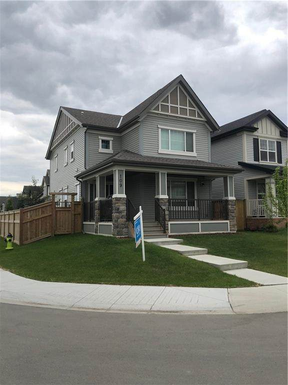109 Copperpond Parade SE, Calgary, AB  (#C4291853) :: The Cliff Stevenson Group