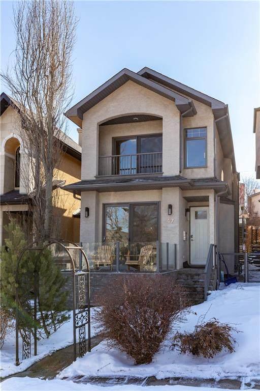 47 28 Avenue SW, Calgary, AB T2S 2X9 (#C4292324) :: The Cliff Stevenson Group