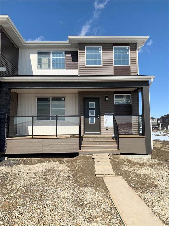 52 Cornerstone Park NE, Calgary, AB T3N 1S1 (#C4292330) :: The Cliff Stevenson Group