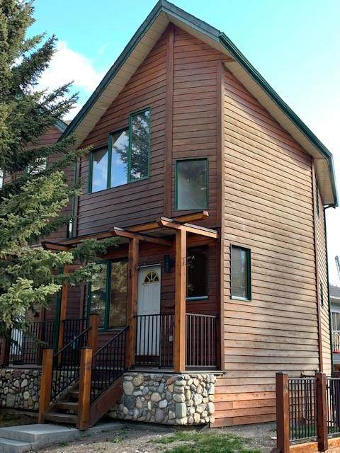 200 Rabbit Street #6, Banff, AB  (#C4292516) :: Calgary Homefinders
