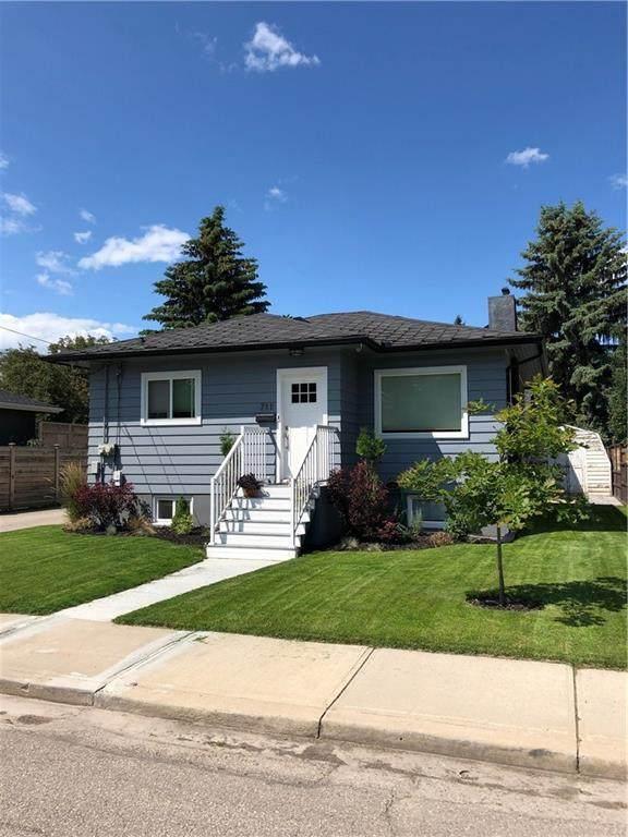 711 14A Street SE, Calgary, AB T3G 3K7 (#C4292651) :: The Cliff Stevenson Group