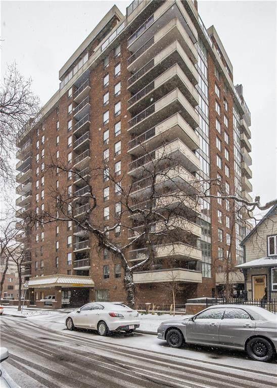 1001 13 Avenue SW #260, Calgary, AB  (#C4292655) :: The Cliff Stevenson Group