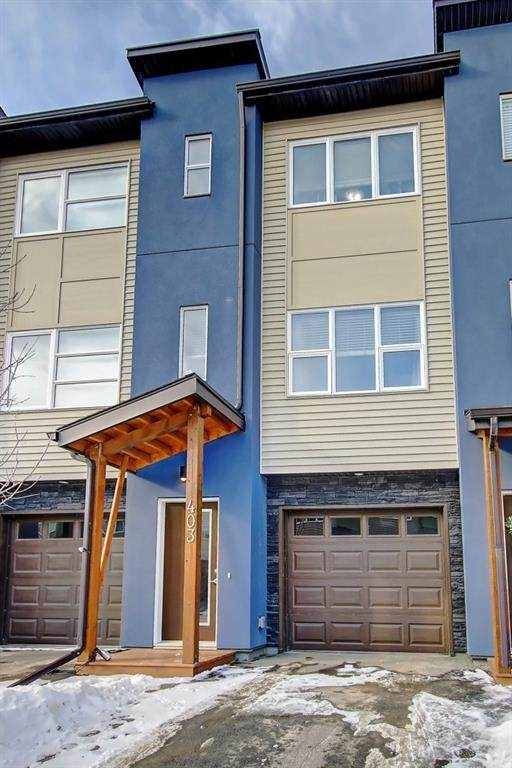 2461 Baysprings Link SW #403, Airdrie, AB T4B 4C6 (#C4292913) :: The Cliff Stevenson Group