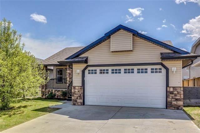 109 Willow Ridge Crescent, Black Diamond, AB T0L 0H0 (#C4293300) :: Calgary Homefinders