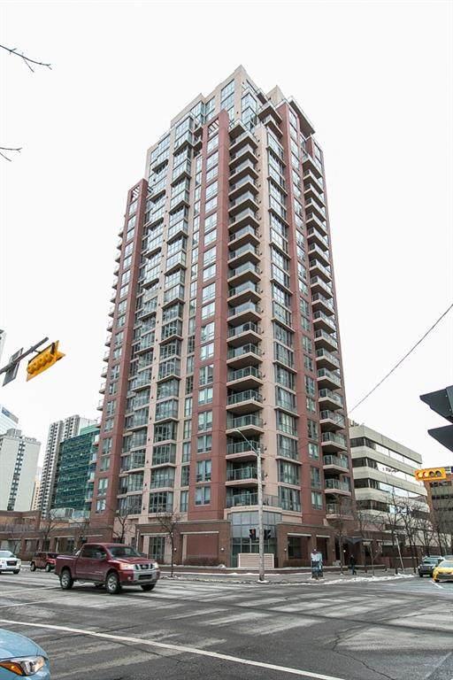 650 10 Street SW #701, Calgary, AB T2P 5G4 (#C4296755) :: Calgary Homefinders