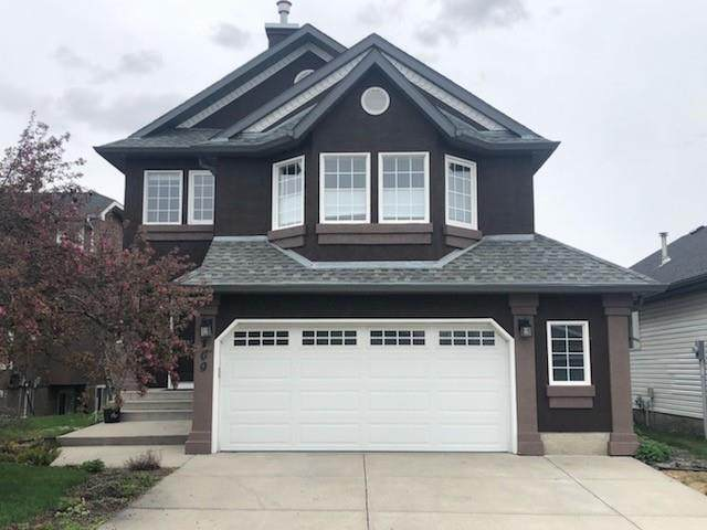 169 Douglasview Rise SE, Calgary, AB T2Z 2H8 (#C4297625) :: Calgary Homefinders
