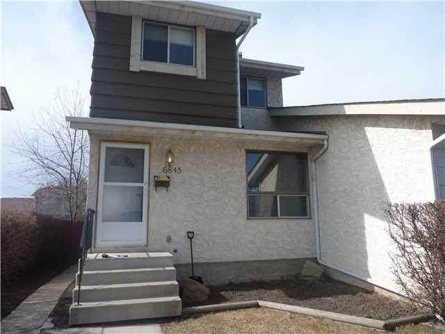 6845 Rundlehorn Drive NE, Calgary, AB T1Y 4P2 (#C4299065) :: Calgary Homefinders