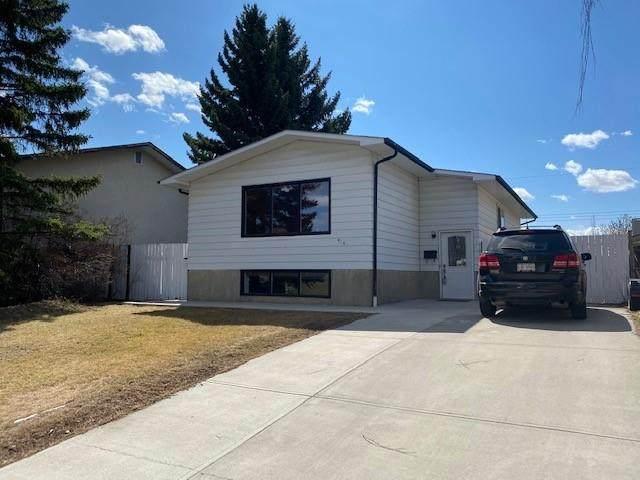 416 Huntbourne Hill(S) NE, Calgary, AB T2K 5G5 (#C4299383) :: ESTATEVIEW (Real Estate & Property Management)