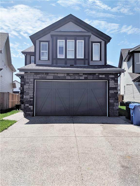 141 Copperpond Green SE, Calgary, AB T3Z 1H9 (#C4299885) :: Calgary Homefinders