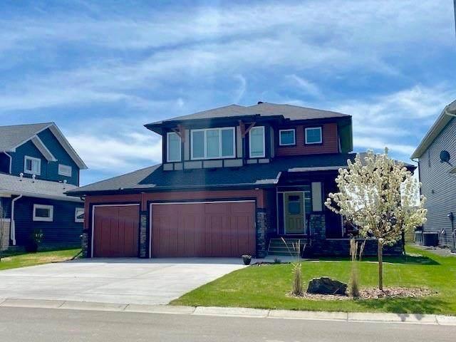 261 Boulder Creek Crescent, Langdon, AB T0J 1X3 (#C4299906) :: Redline Real Estate Group Inc