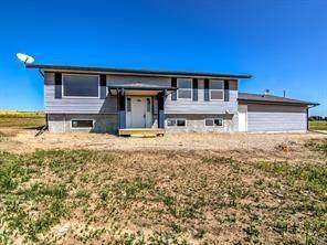 221006 Range Road 212, Rural Wheatland County, AB T0J 0B9 (#C4300306) :: Calgary Homefinders