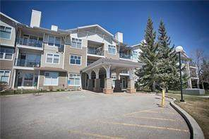 1010 Arbour Lake Road NW #1115, Calgary, AB T3G 4Y8 (#C4300563) :: ESTATEVIEW (Real Estate & Property Management)