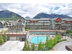 101 Montane Road #222, Canmore, AB T1W 0G2 (#C4302203) :: Calgary Homefinders