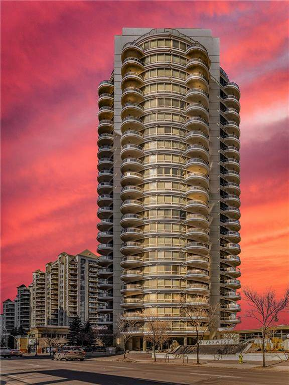 1088 6 Avenue SW #2101, Calgary, AB T2P 5N3 (#C4302853) :: Virtu Real Estate