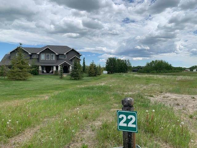 22 Glendale Estates Manor, Rural Rocky View County, AB T3R 1G3 (#C4303316) :: The Cliff Stevenson Group